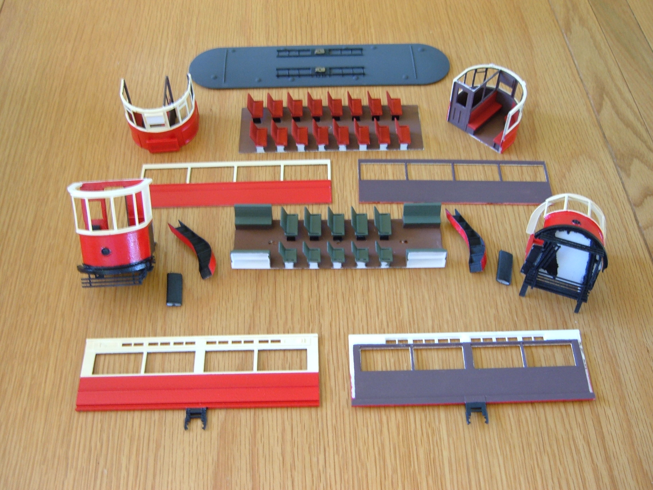 :: Terry Russell Trams :: | Tramway Modelling News and ...